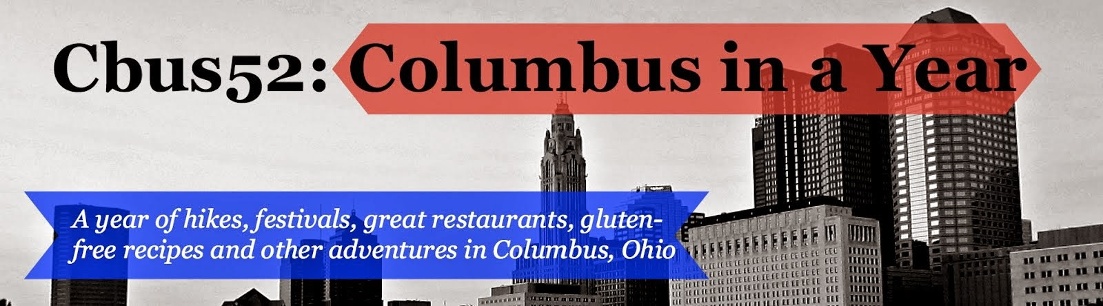 Cbus52: Columbus in a Year