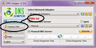 DNS Jumper terbaru