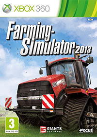 Torrent Super Compactado Farming Simulator 2013 XBOX 360