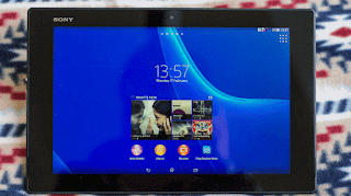 02. Sony Xperia Tablet Z2