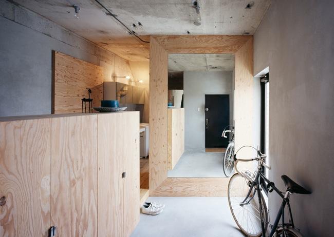 Casa minimalista japonesa mobiliario minimalista for Casa minimalista japonesa