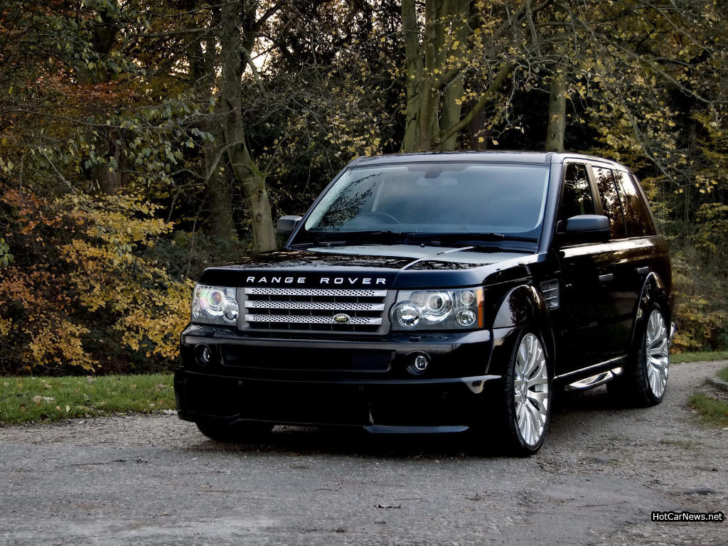 2012 Land Rover Range Rover Car wallpaper
