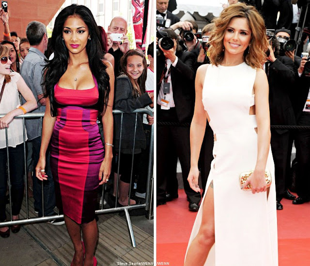 Cheryl Cole Being Replaced By Nicole Scherzinger On 'X-Factor'