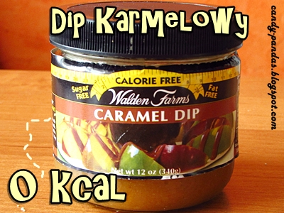 Dip karmelowy 0 kcal - Walden Farms