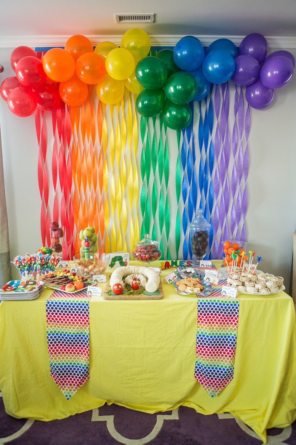 Some Like it Southern: James\' First Birthday Party