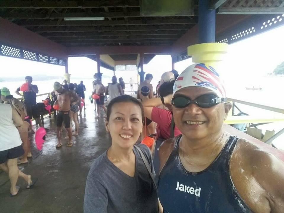 Pulau Perhentian 16 km Round Island Swim
