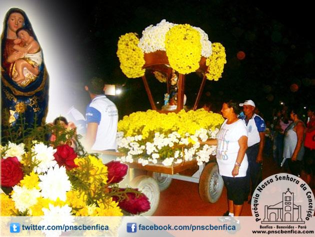 Santa Maria de Benfica Benevides Pará