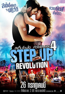 Phim Step Up Revolution - Step Up 4