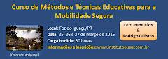 Curso em Foz do Iguaçu/PR
