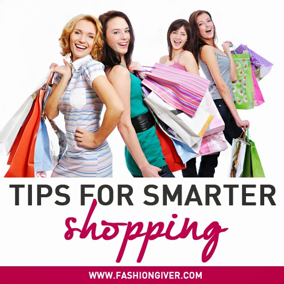 Tips for smarter shopping.