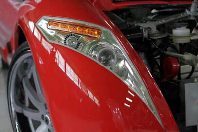Electric Cars, Ferrari Tucuxi, peluncuran mobil listrik, dahlan iskan, mobil listrik, ferrari