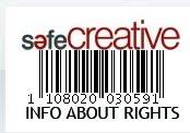 derechos de autor!