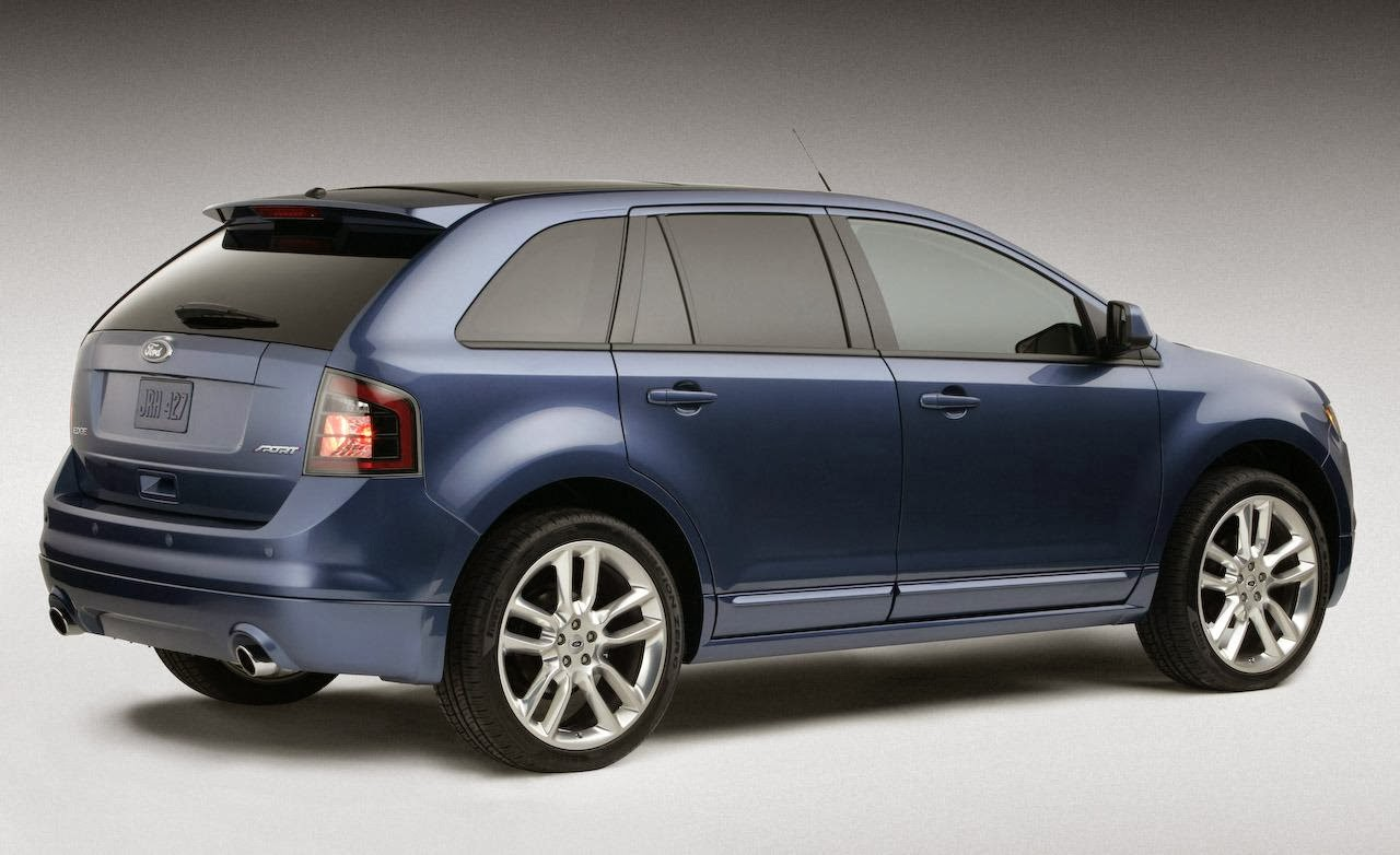 New Cars Son 2014 Ford Edge Sport