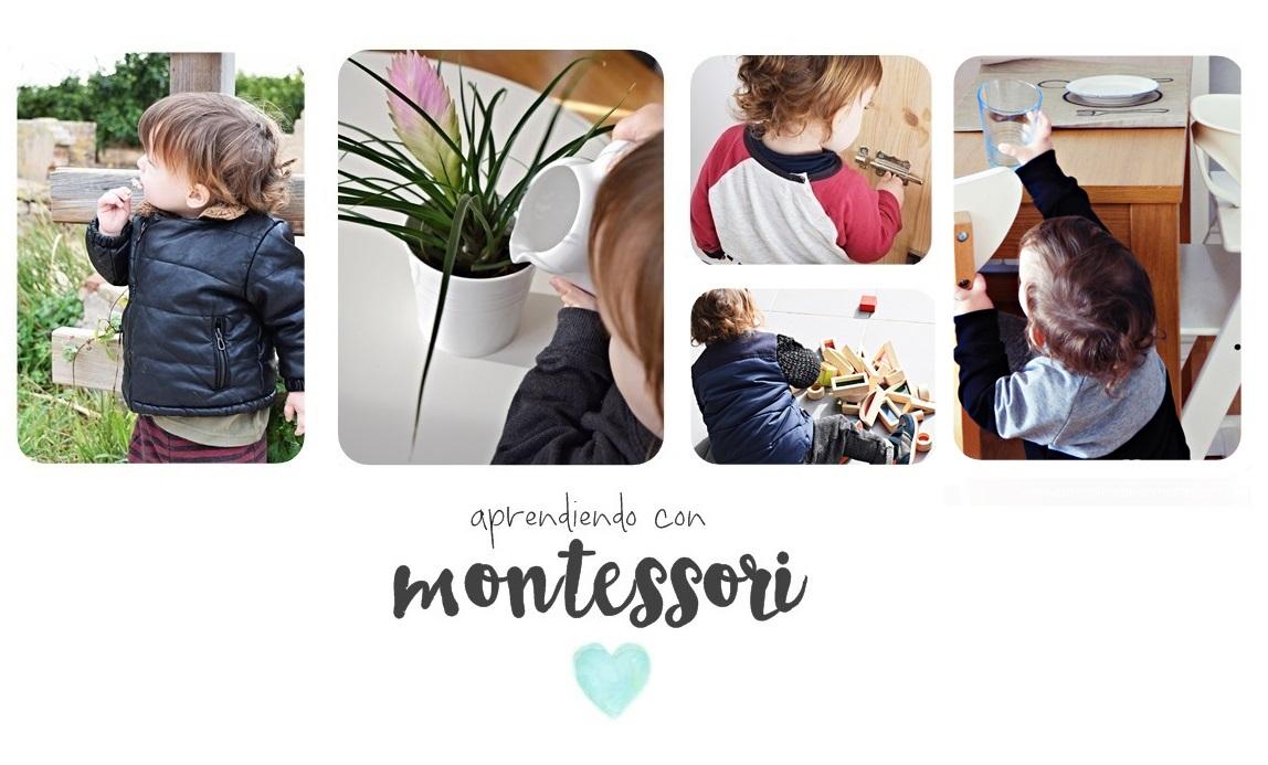 Aprendiendo con Montessori