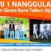Contoh Spanduk Penerimaan Siswa Baru SMK N 1 Nanggulan