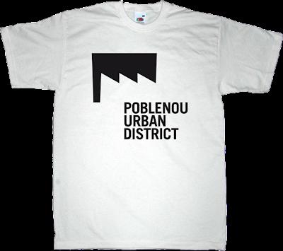Barcelona poble nou bau autobombing creative t-shirt ephemeral-t-shirts