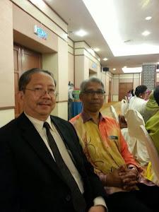 Majlis Anugerah Penghargaan JU Bahasa JPN Perak 2013