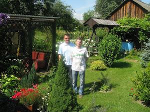 Andrzej z Norbertem