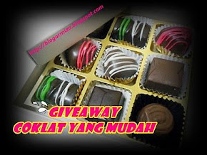 GIVEAWAY COKLAT by Blog Armiza