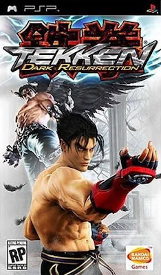DOWNLOAD GAME Tekken Dark Resurrection KHUSUS PSP GRATIS