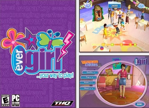 EverGirl Your Way to Play PC Games