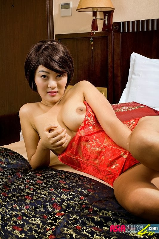 Young asia nude