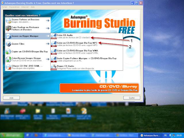 شرح برنامج Ashampoo Burning Studio 6 FREE مع التحميل 2