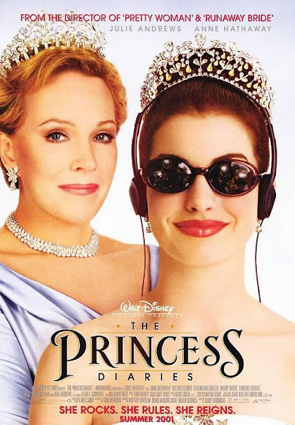 Watch The Princess Diaries (2001) Hollywood Movie Online | The Princess Diaries (2001) Hollywood Movie Poster