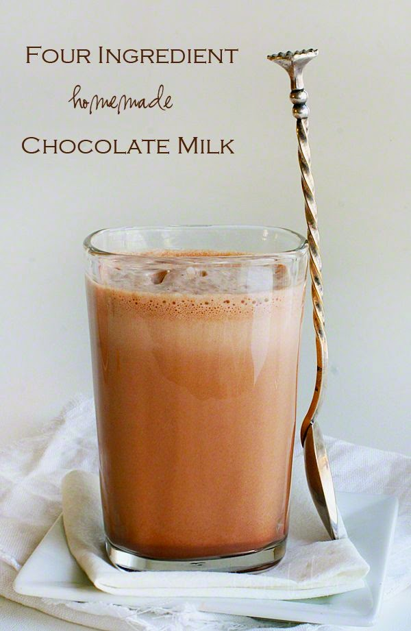 Chocolate milk is a healthy, post workout treat
