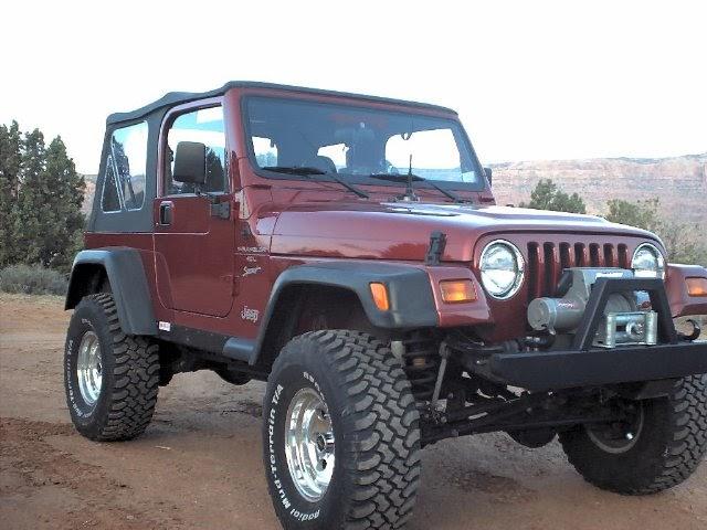 Jeepmanual  Free 1999 Jeep Wrangler Tj Manual