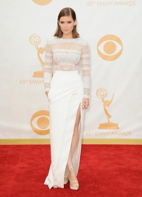 Kate Mara, de Calvin Klein Emmy 2013