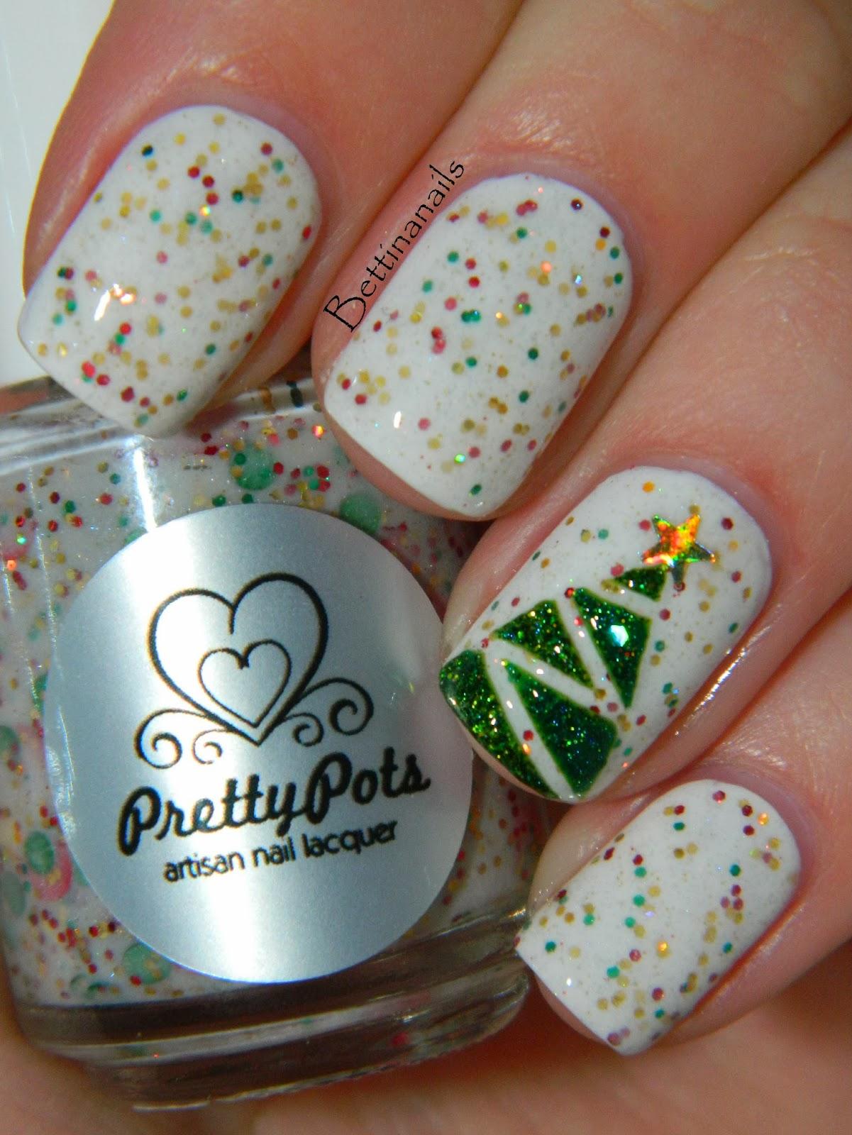 Bettina Nails: Getting into the Christmas Spirit