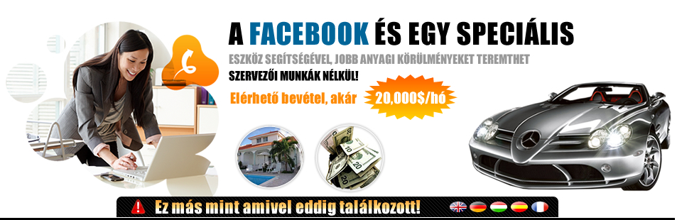 Keressen pénzt a facebookkal