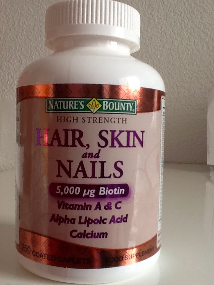 Hair, Skin & Nails supplement