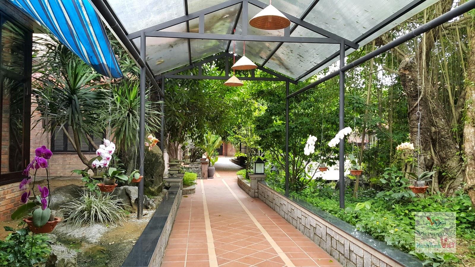 Nhà hàng Mộc Viên, Huế
