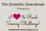 Scientific Seamstress I Love to Read Challenge