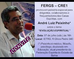 CRE 1 convida: