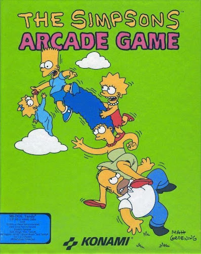 The Simpsons Arcade Game PC Full