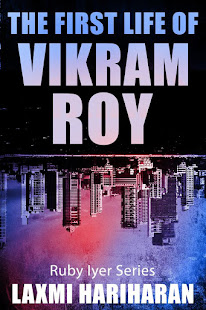Out Soon. Ruby Iyer Series, Book 3