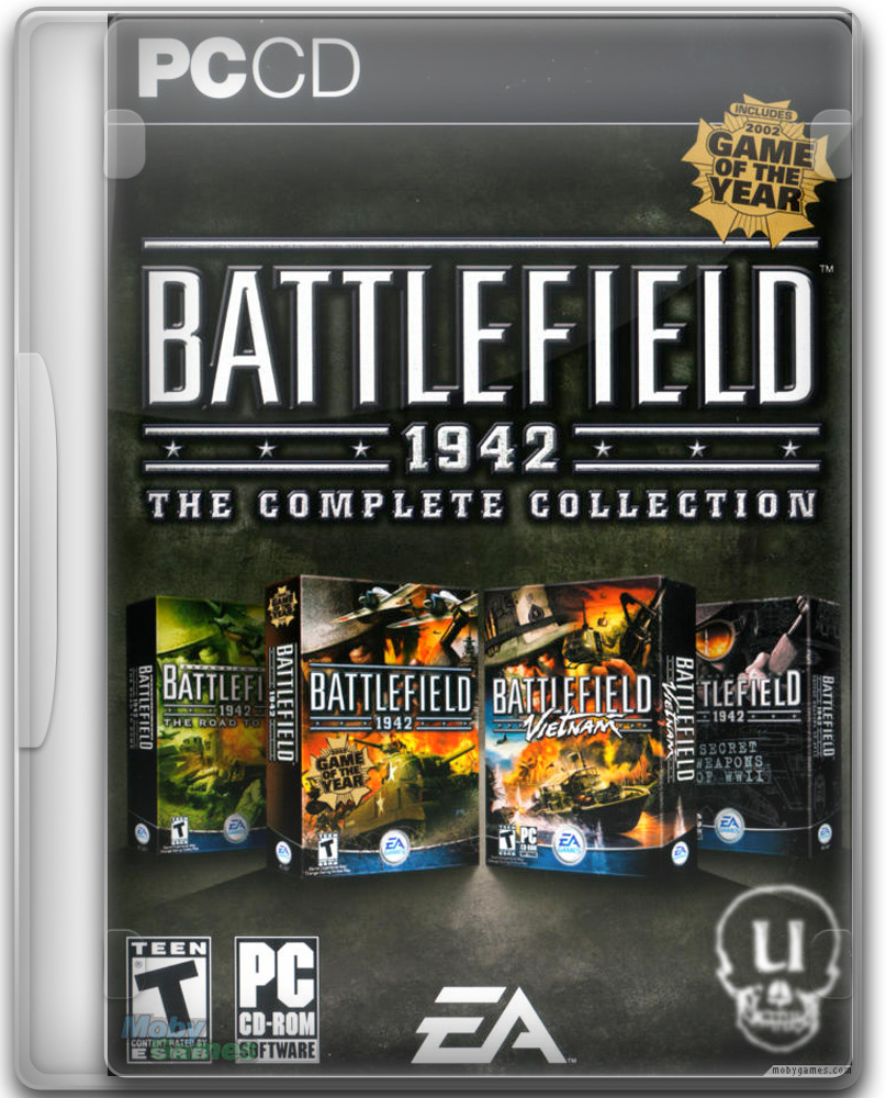 Battle field 1942 the complete collection