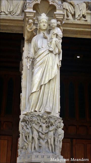 Notre Dame, cathedral, Paris