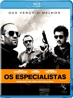 Filme Poster Os Especialistas BDRip XviD Dual Audio & RMVB Dublado