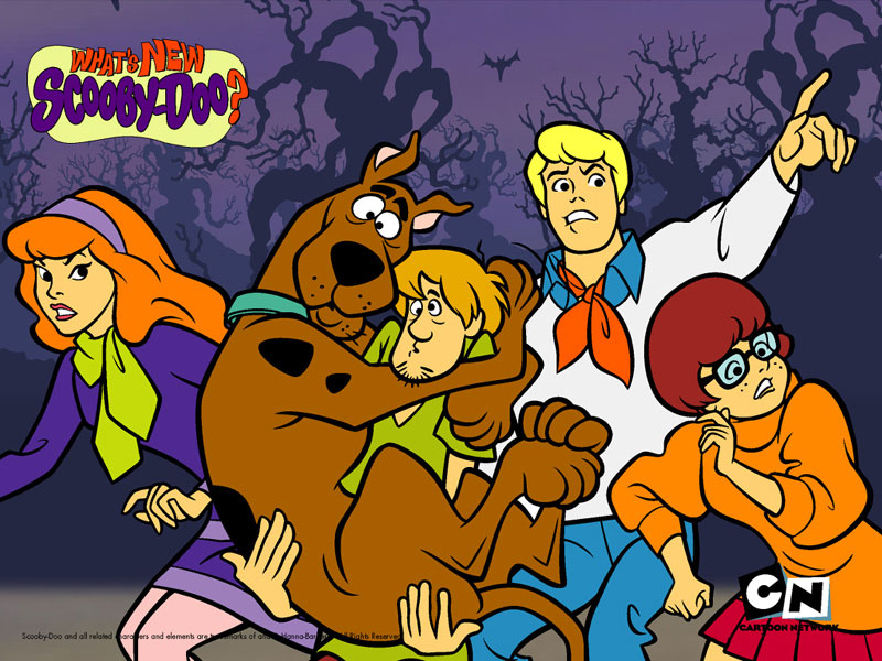 Scooby Doo Screensavers