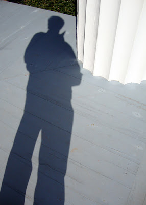 Shadow Pic at Barrington Hall