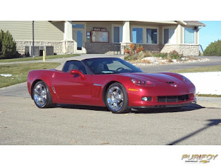 2013 Corvette Grand Sport 3LT Convertible at Purifoy Chevrolet