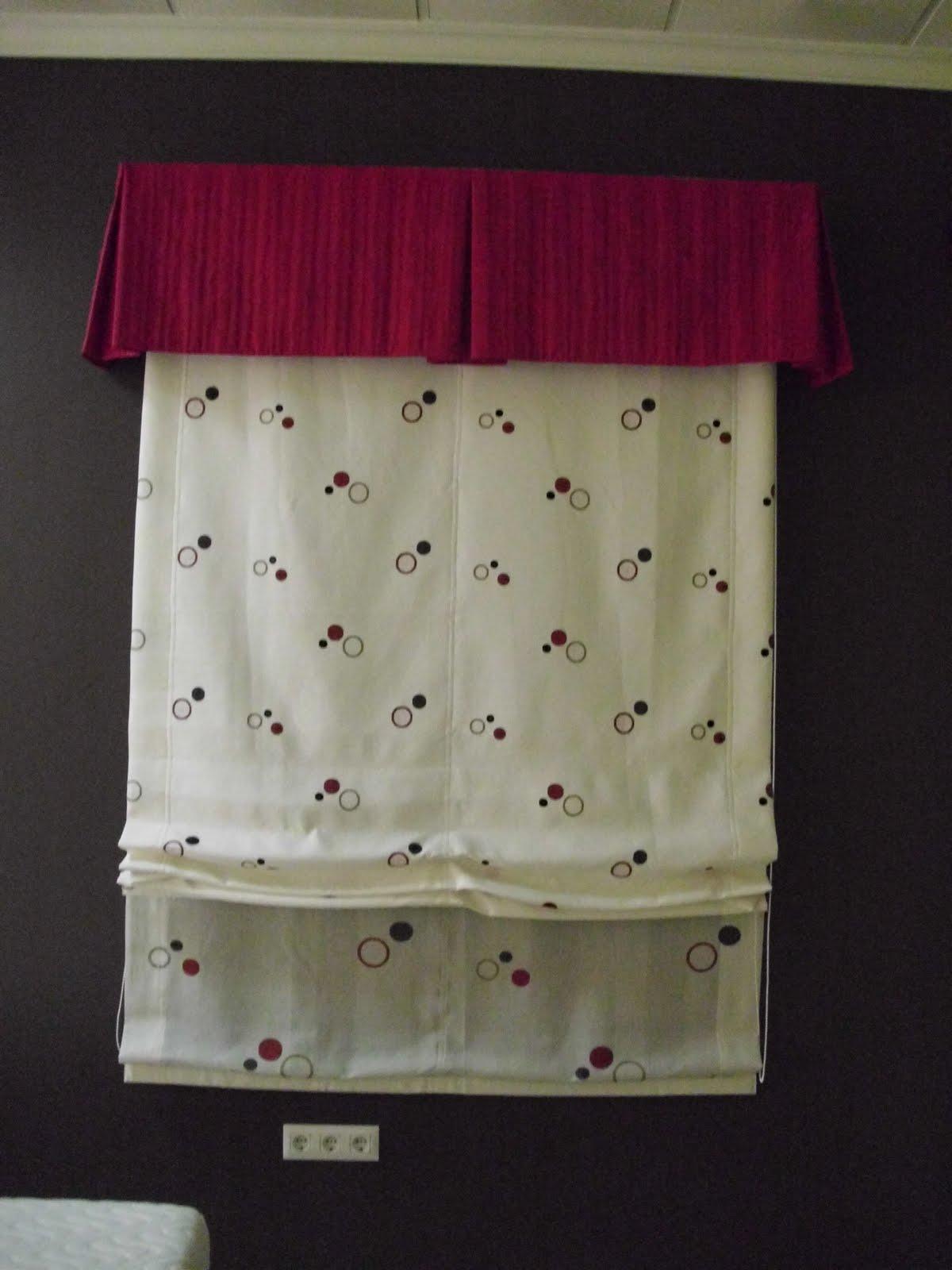 M m decoraci n estor paqueto noche y dia con baldo - Estor con cortina ...