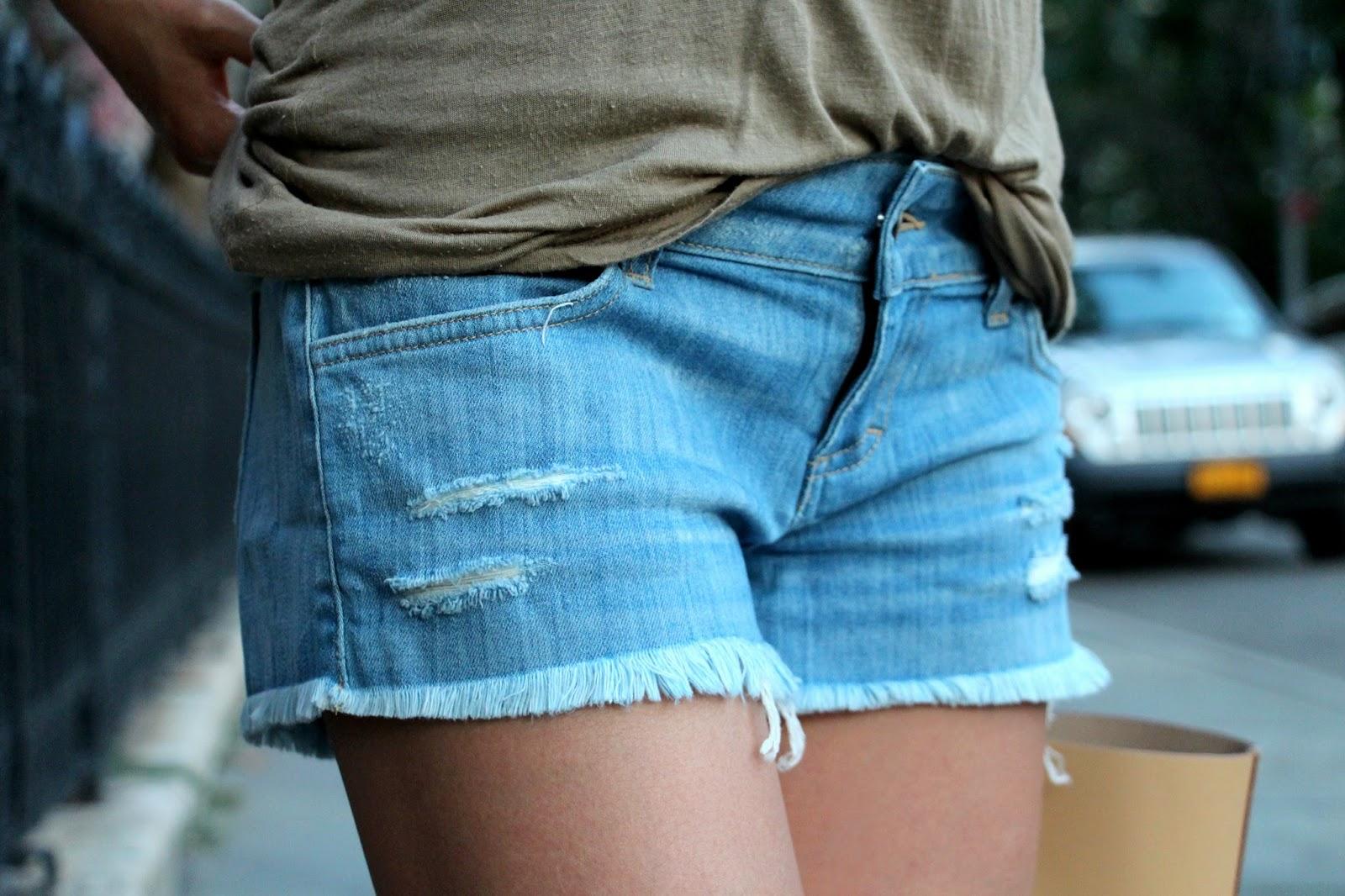 Siwy Camilla deinim shorts cutoffs