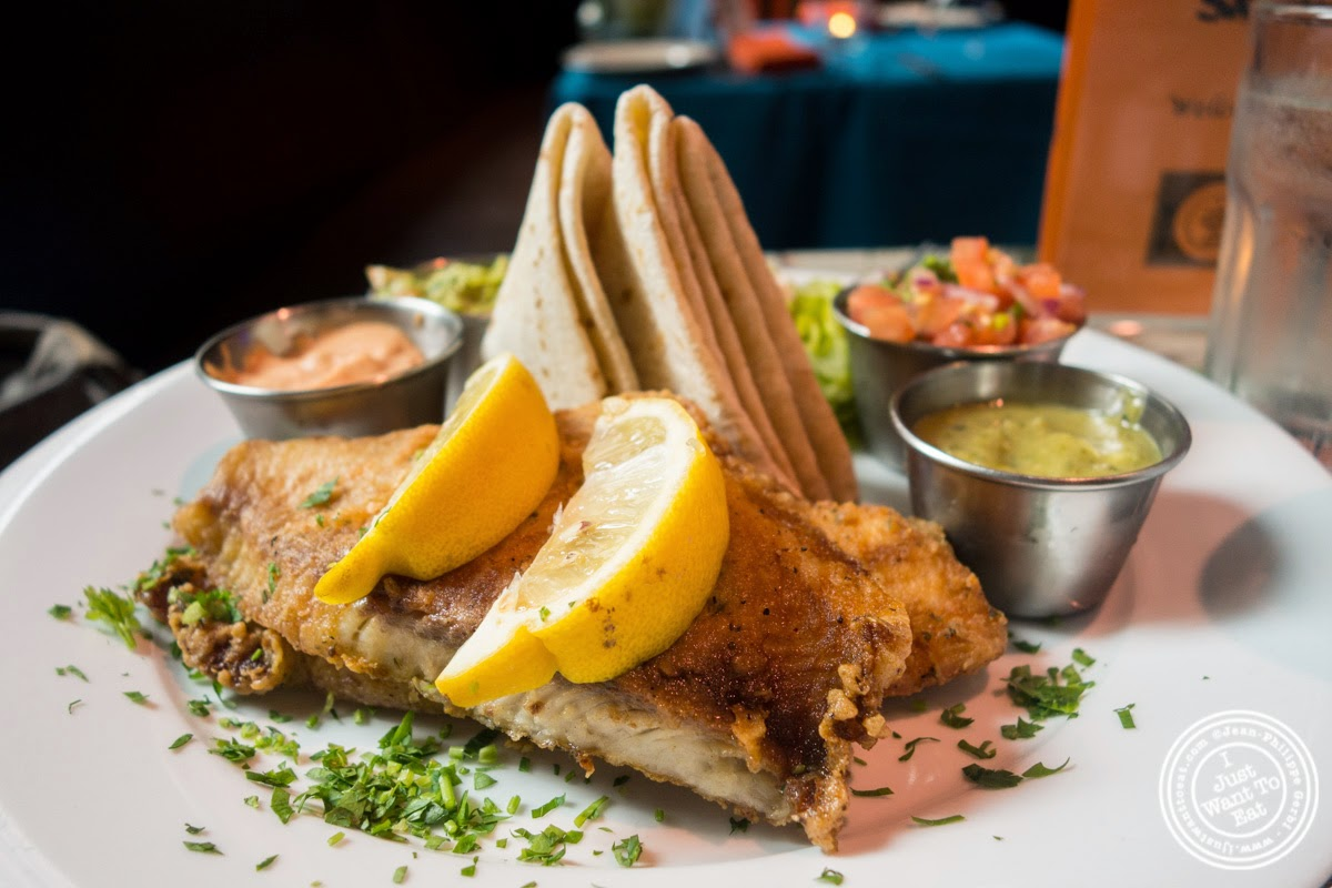 image of fish tacos at Sounds Of Brazil SOB's in NY, New York