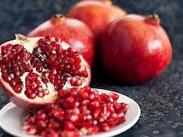 فوائد فاكهة الرمان الصحية