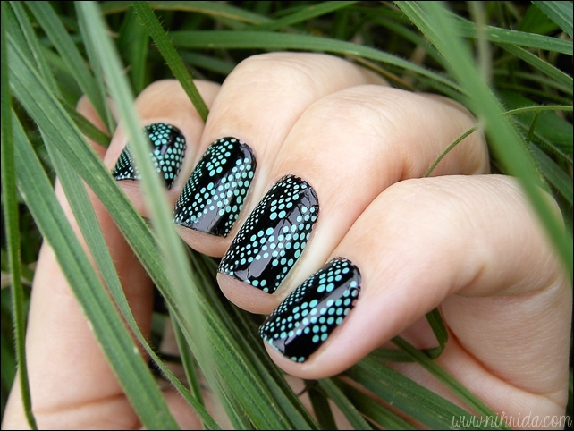 Born Pretty Store Snake Water Nail Decals